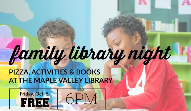Family Library Night